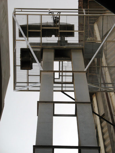Norias elevadoras
